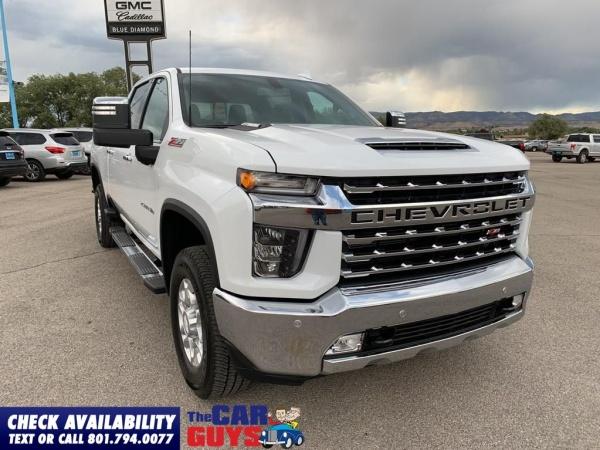 2020 Chevrolet Silverado 2500HD in Price, UT
