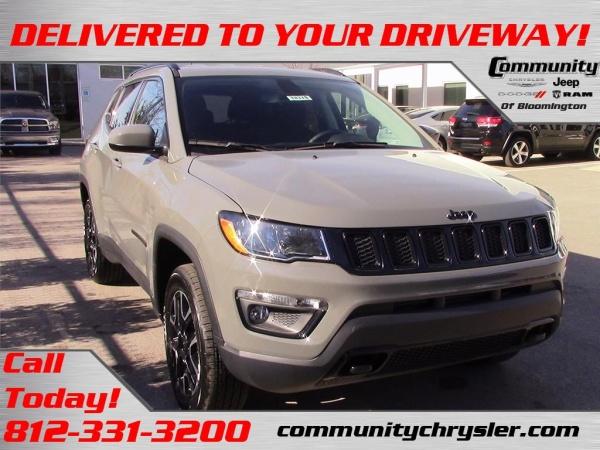 2019 Jeep Compass in Bloomington, IN