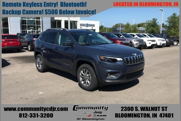 2020 Jeep Cherokee in Bloomington, IN
