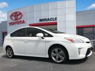 Lovely Used 2013 Toyota Prius Persona For Sale In Albany, GA