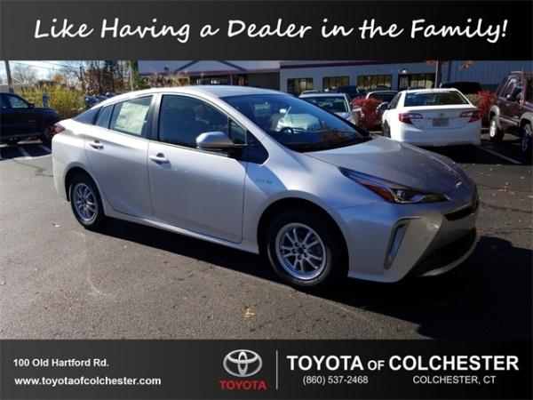 2020 Toyota Prius in Colchester, CT