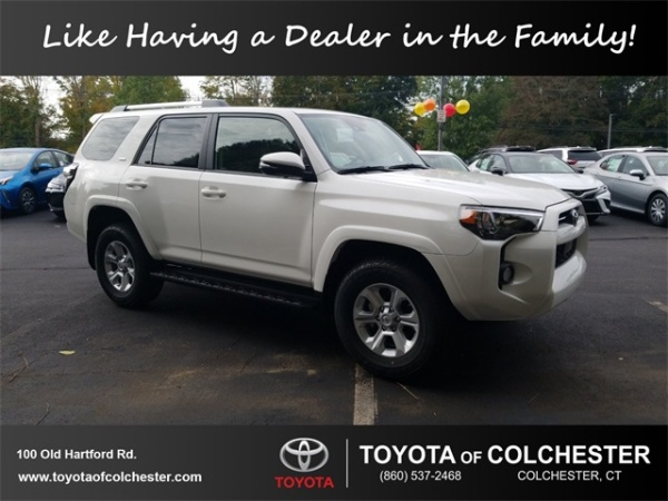 2020 Toyota 4Runner in Colchester, CT