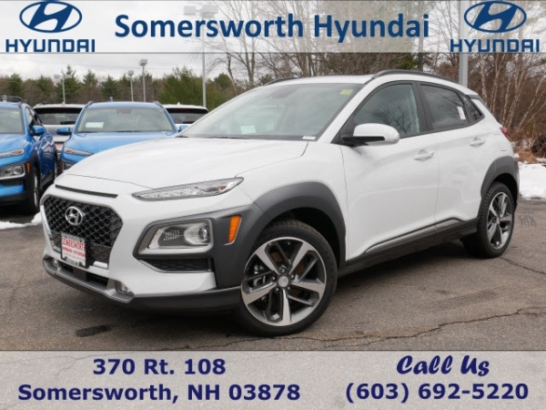 2020 Hyundai Kona in Somersworth, NH
