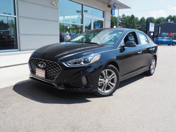 2019 Hyundai Sonata in Somersworth, NH