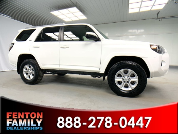 2018 Toyota 4Runner in East Swanzey, NH