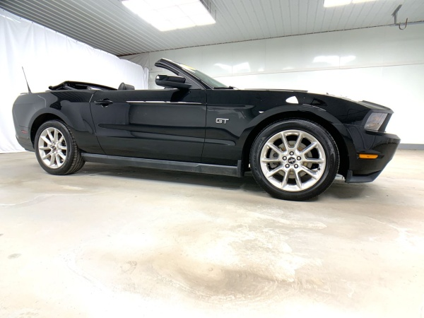 2010 Ford Mustang in East Swanzey, NH