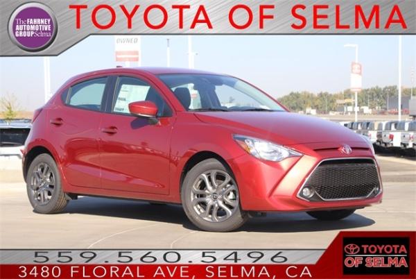 2020 Toyota Yaris in Selma, CA