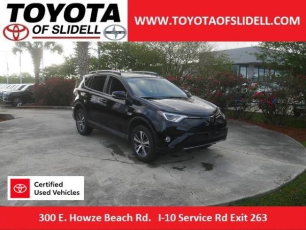 2018 Toyota Rav4 Xle Awd For Sale In Slidell La Truecar