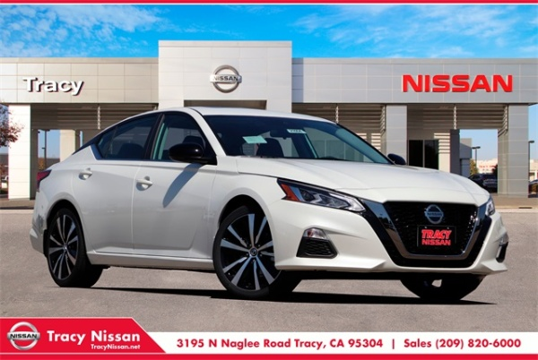 2020 Nissan Altima in Tracy, CA