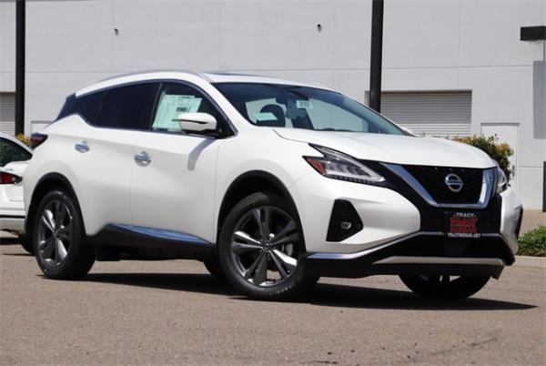 2020 Nissan Murano in Tracy, CA
