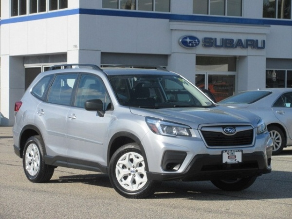 2019 Subaru Forester in Somersworth, NH