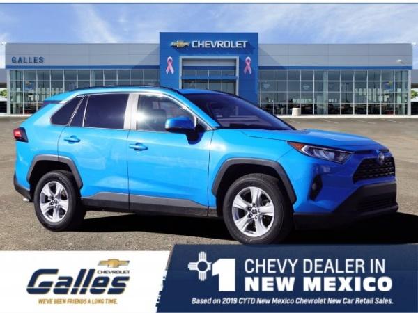 2019 Toyota RAV4 in Albuquerque, NM