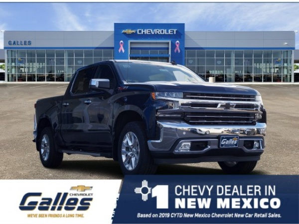 2020 Chevrolet Silverado 1500 in Albuquerque, NM