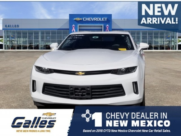 2017 Chevrolet Camaro in Albuquerque, NM