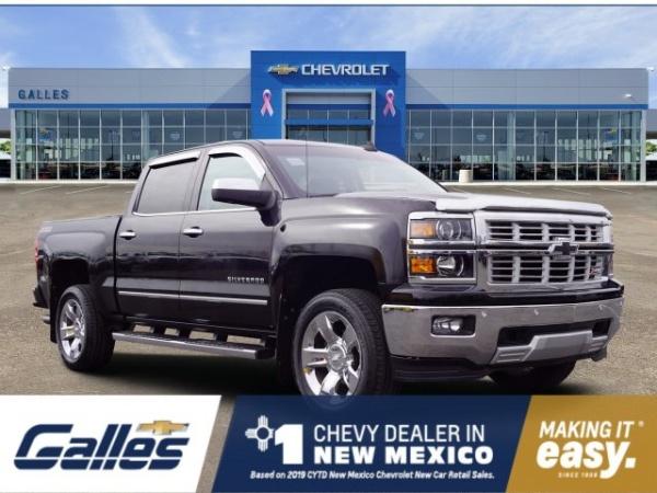 2015 Chevrolet Silverado 1500 in Albuquerque, NM