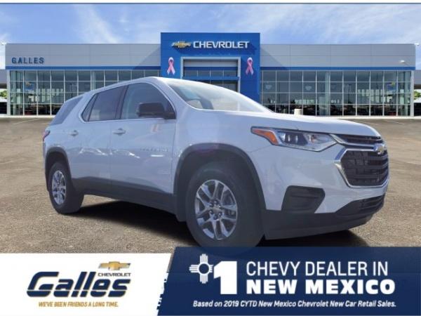 2020 Chevrolet Traverse in Albuquerque, NM