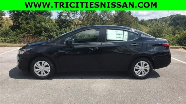 2020 Nissan Versa in Johnson City, TN