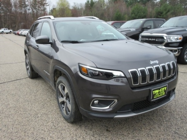 2019 Jeep Cherokee in Somersworth, NH