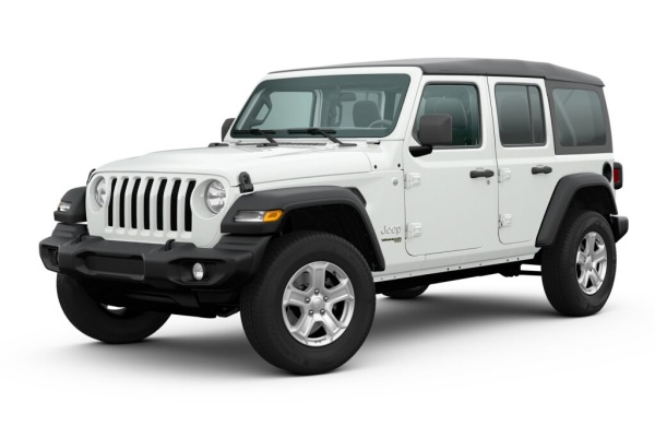 2020 Jeep Wrangler in Somersworth, NH