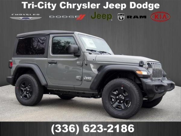 2019 Jeep Wrangler in Eden, NC