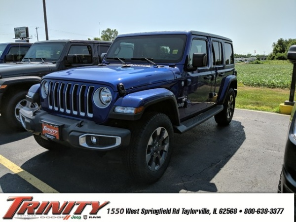 2019 Jeep Wrangler in Taylorville, IL