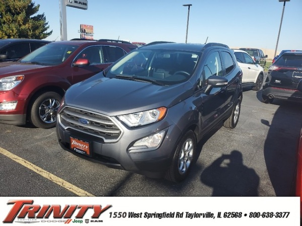 2019 Ford EcoSport in Taylorville, IL