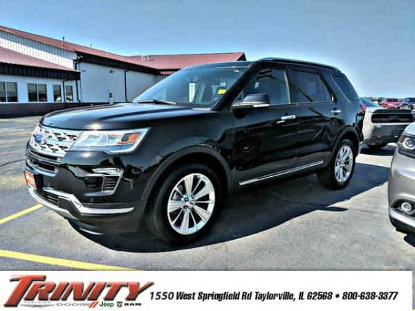 2019 Ford Explorer in Taylorville, IL