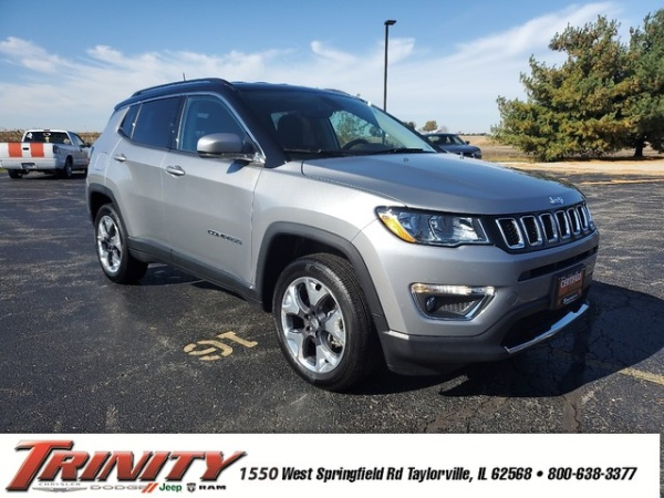 2019 Jeep Compass in Taylorville, IL