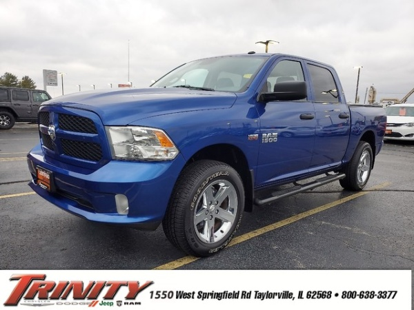 2017 Ram 1500 in Taylorville, IL