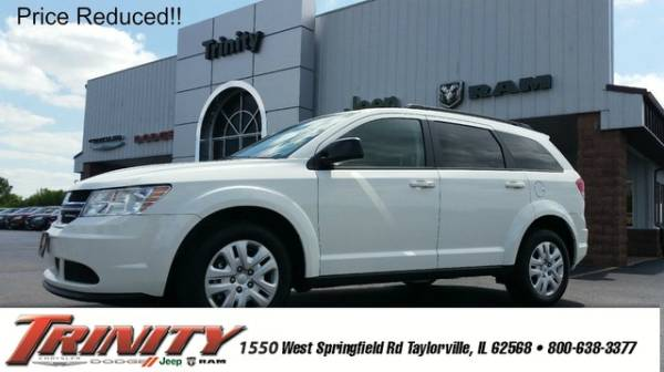 2018 Dodge Journey in Taylorville, IL