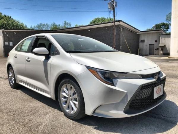 2020 Toyota Corolla in Dudley, MA