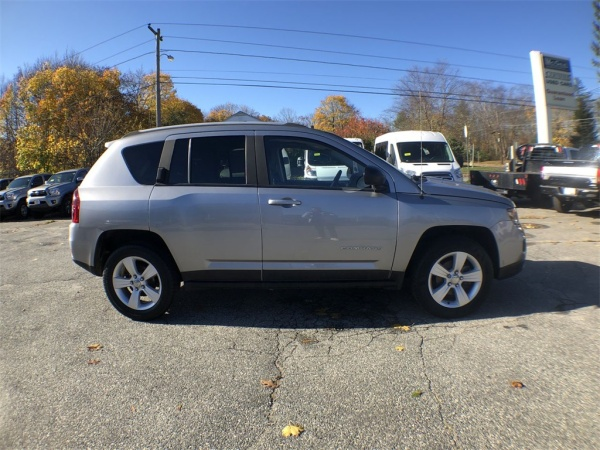 2017 Jeep Compass in Dudley, MA