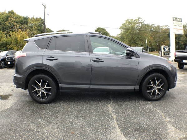2016 Toyota RAV4 in Dudley, MA