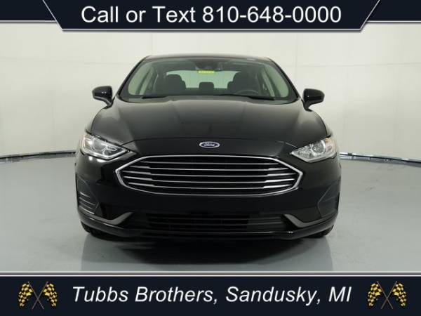 2020 Ford Fusion in Sandusky, MI