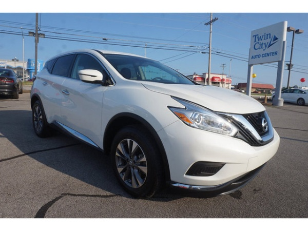 Used Nissan Murano for Sale in Knoxville TN