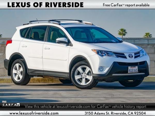 2013 Toyota RAV4 in Riverside, CA