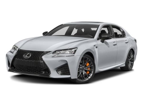 2016 Lexus GS F Base