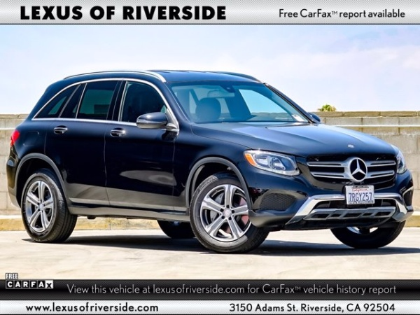 2016 Mercedes-Benz GLC in Riverside, CA
