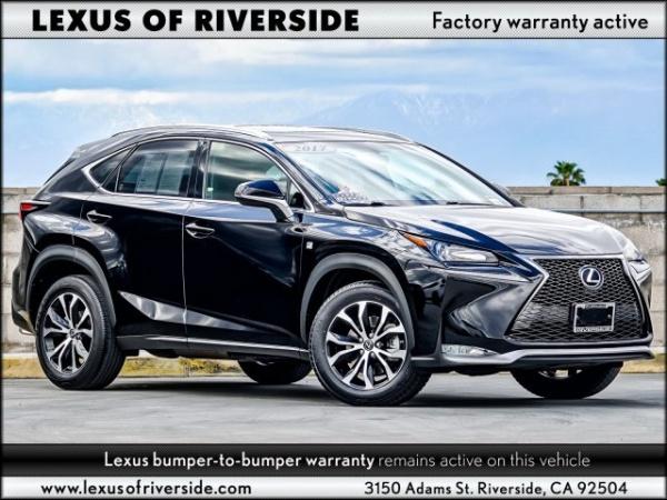 2017 Lexus NX in Riverside, CA