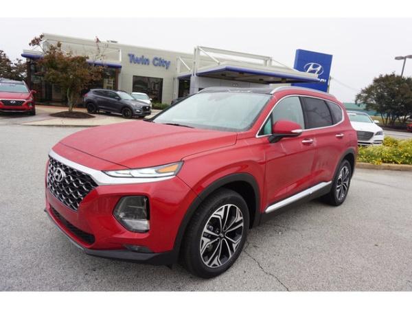 2020 Hyundai Santa Fe in Alcoa, TN