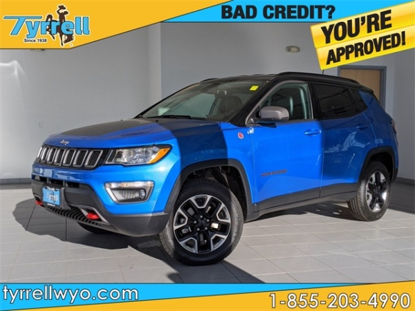 2018 Jeep Compass in Cheyenne, WY