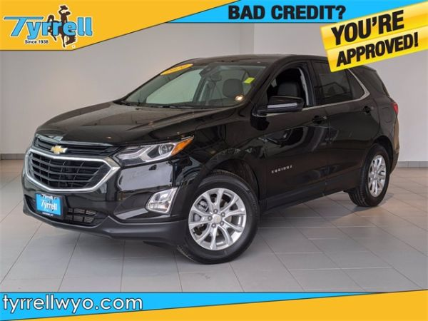 2020 Chevrolet Equinox in Cheyenne, WY