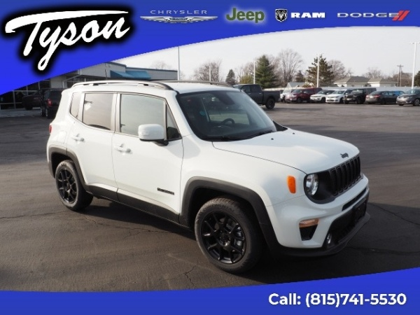 2020 Jeep Renegade in Shorewood, IL
