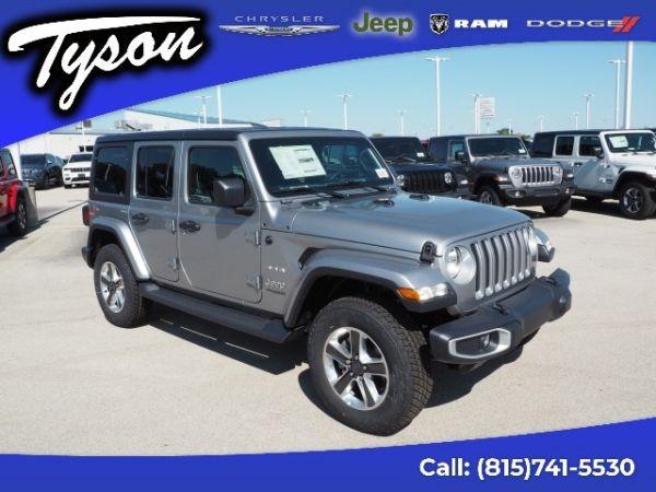 2020 Jeep Wrangler in Shorewood, IL
