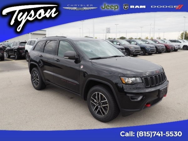 2020 Jeep Grand Cherokee in Shorewood, IL