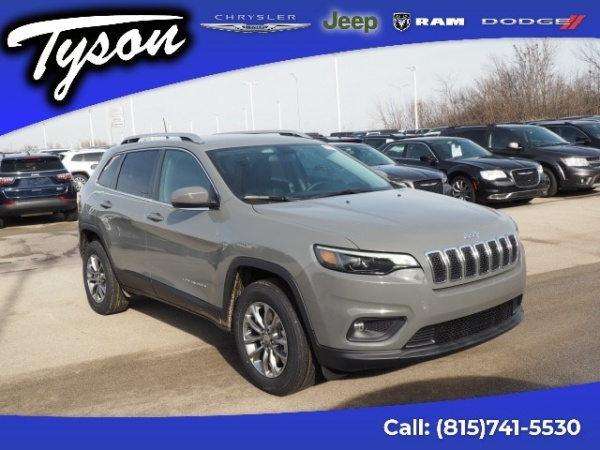 2020 Jeep Cherokee in Shorewood, IL