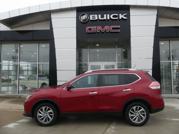 2014 Nissan Rogue in Vincennes, IN