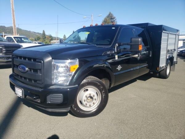 2015 Ford Super Duty F-350 Chassis Cab in Ukiah, CA