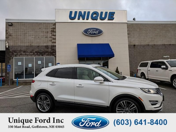 2015 Lincoln MKC in Goffstown, NH