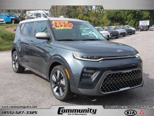 2020 Kia Soul in Bloomington, IN